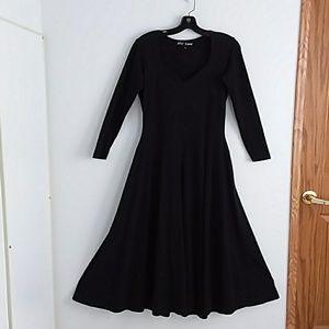 Vintage Betsey Johnson L/S Knit Dress
